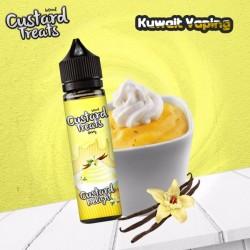 Custard Treats - Vanilla Custard Delight