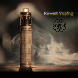Dotmod Very Limited Special Zirconium Edition (Only10 Made) + 24mm RTA