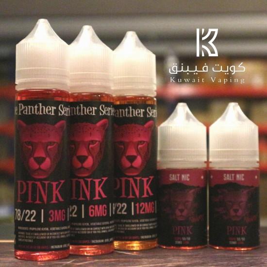 DrVapes - Panther Series - Pink Panther - SaltNic