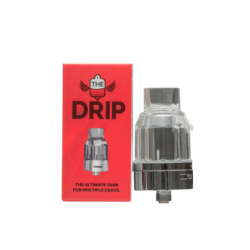DrVapes - THE DRIP TANK - SINGLE TANK