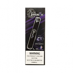DRAGON BAR Disposable Device (300puff) - WILD BERRY