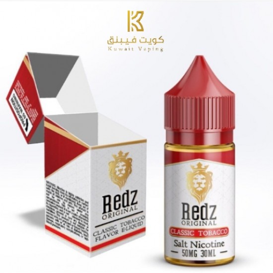 REDz Original - SaltNic