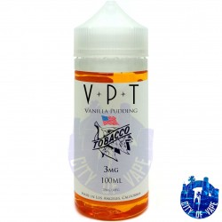 VPT (Vanilla Pudding Tobacco) 100ml Eliquid by City of Vape (Expires 7-2019)