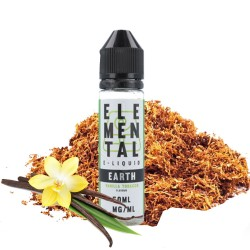 Elemental - Earth (Vanilla Tobacco) - 60ml