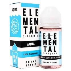 Elemental - AQUA (Cool Blueberry) - 100ml