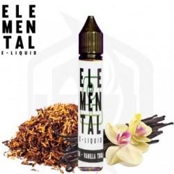 Elemental - Earth (Vanilla Tobacco) - SaltNic