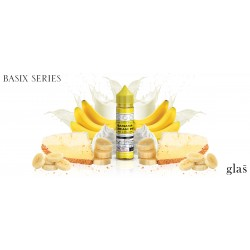 GLAS BASIX - SaltNic - Banana Cream Pie