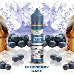 GLAS BASIX E-LIQUID - BLUEBERRY CAKE