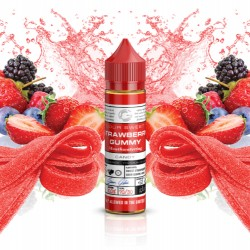 GLAS BASIX E-LIQUID - STRAWBERRY GUMMY