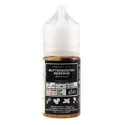 GLAS BASIX - SaltNic - Creamy RY4 Butterscotch Reserve