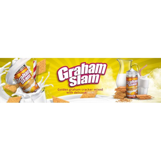 GRAHAM SLAM - SaltNic - BY MAMASAN