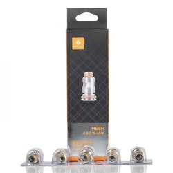 GEEK VAPE AEGIS BOOST 5-Pack REPLACEMENT COILS