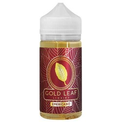 Gold Leaf - Emericano