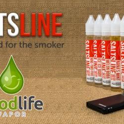 Good Life Vapor - SaltNic - PINK PULLDOWN