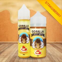 Gorilla Custard - Strawberry