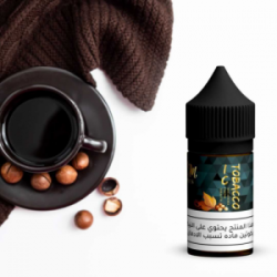 Tobacco IC - SaltNic - ( Macadamia , Coffee , Tobacco ) by HM Vapes