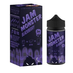 JAM MONSTER - BLACKBERRY Jam (LIMITED EDITION)
