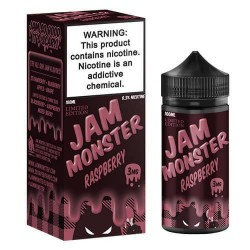 JAM MONSTER - RASPBERRY Jam (LIMITED EDITION)
