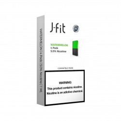 J FIT Pods for JUUL (4Pods-50MG) - Watermelon