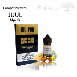 JUU-Pod Pods for JUUL (4pods , 50mg) - VCT by Ripevapes