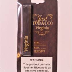 JUST Tobacco Disposable Pods