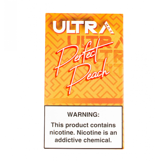 ULTRA Max Pods for JUUL (4Pods-50MG) - 6 Flavors