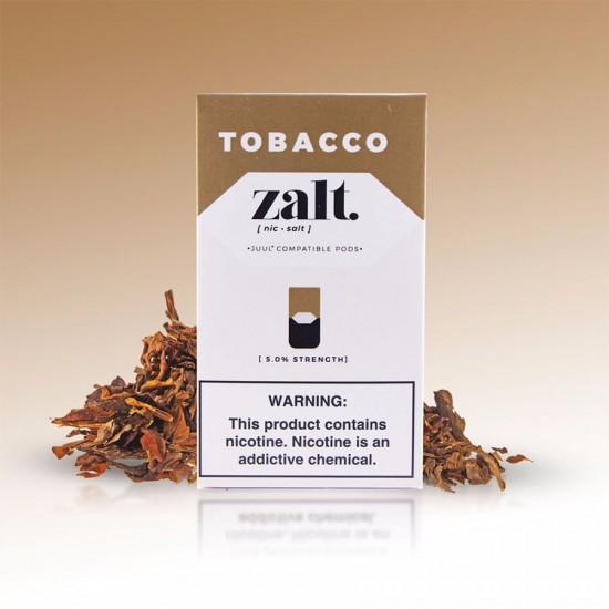 Zalt Pods for JUUL (4Pods-50MG) - Tobacco