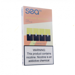 Sea100 PODS for JUUL (4Pods-50MG)
