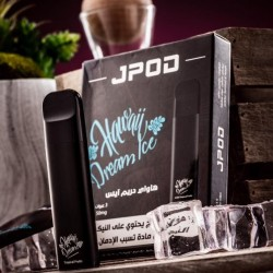 JPOD Disposable Pod ( 50mg - 3 Devices ) - Hawaii Dream ICE
