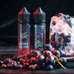 Joosy World - GB ICE ( Grape & Berries )