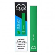 Puff Bar Disposable Pod Device - Cool Mint