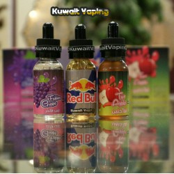 KuwaitVapinG - Fakher Grape