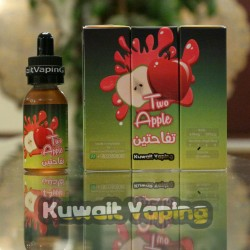 KuwaitVapinG - Two Apples