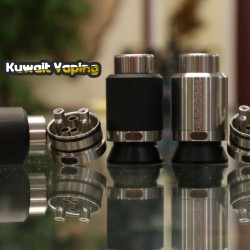 Kennedy RoundHouse V2 24mm + 2post RDA (SSerial#)