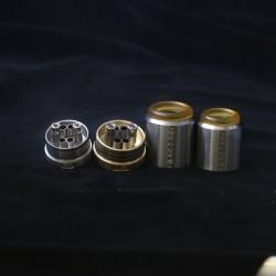 Kennedy 28mm RDA - SS (+1 Free Squonk Pin)