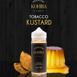 Premium KOHIBA - KUSTARD TOBACCO - 120ml