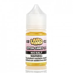 Loaded - SaltNic - Cotton Candy Pink