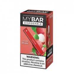 MY BAR Disposable Device (400puff) - LYCHEE