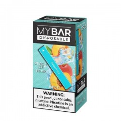 MY BAR Disposable Device (400puff) - PEACH ICE