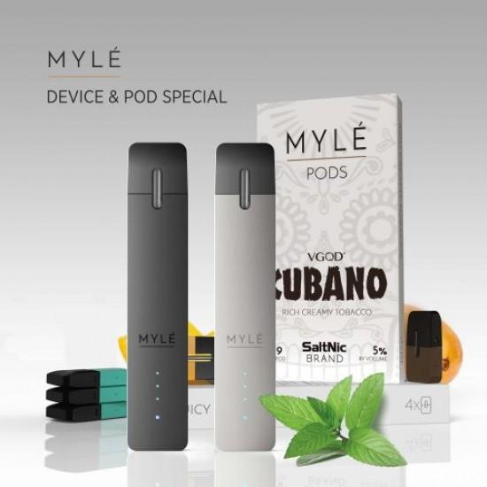 MYLE Pod (4pods Pack)
