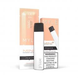 MYLE Mini 2 Disposable Pod – PEACH