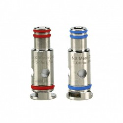 FreeMax - MaxPod Replacement Coil (5 pcs ) NS Mesh Coil (1.0 ohm)