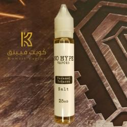 NO HYPE Salt Nicotine - Caramel Tobacco - 30ml
