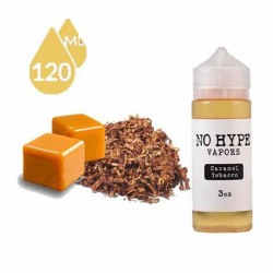 NO HYPE - Caramel Tobacco - 120ml