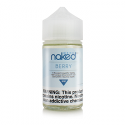 Naked100 - Menthol BERRY (Expires 07-21)