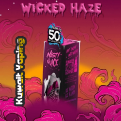Nasty - Wicked Haze (OLD/No Expiry date)