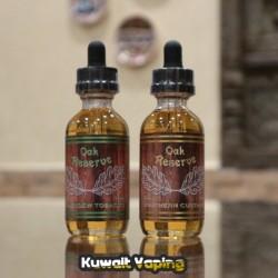 Oak Reserve - Honeydew Custard