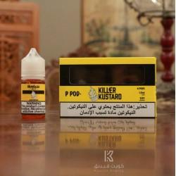P POD - PHIX Compatible - Killer Kustard (Expires 6-2020)