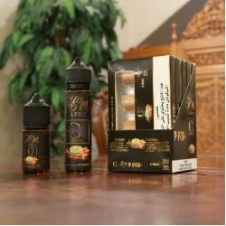P POD - PHIX Compatible - C3 (Caramel Custard Cigar)