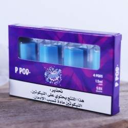 P POD - PHIX Compatible - Gummy Grapes ICE